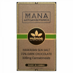 MANA Botaics Hemp Chocolate Bar
