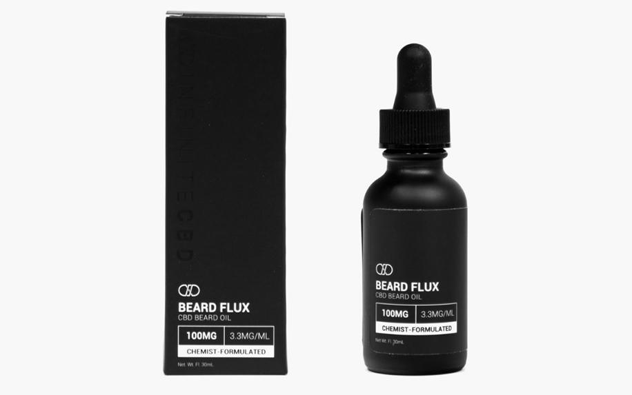 CBD oil for beards by King Stub