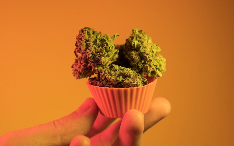 Different recipes you can make with weed that taste great.