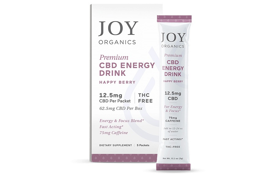 Joy Organics CBD Drink Mix