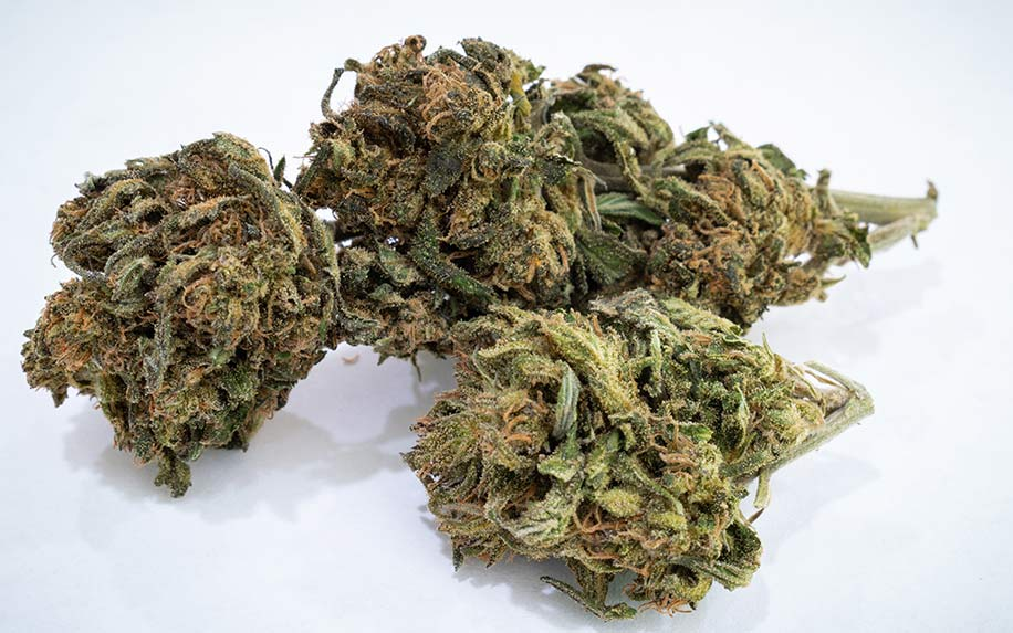 weed/cannabis bud remedy