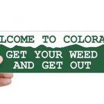 welcome to colorado bumper sticker