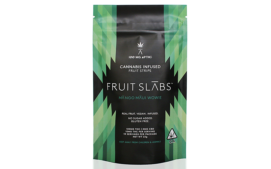 Gummy edibles by fruit labs