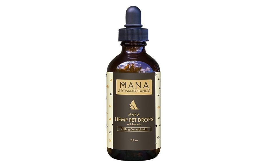 Mana Botanics CBD/Hemp oil