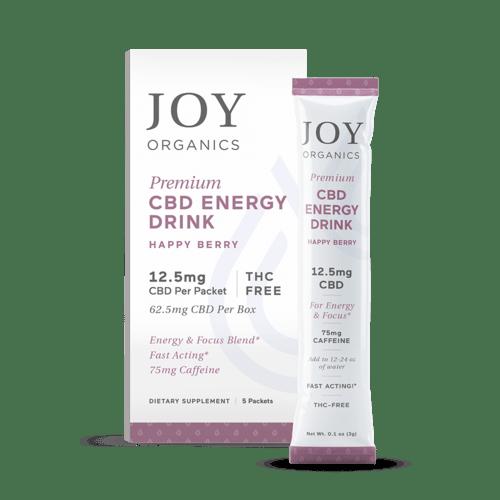 joy organics Energy Drink