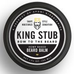 CBD balm for beards by King Stub