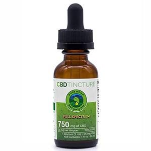 CBD oil provided by pure hemp botanicals