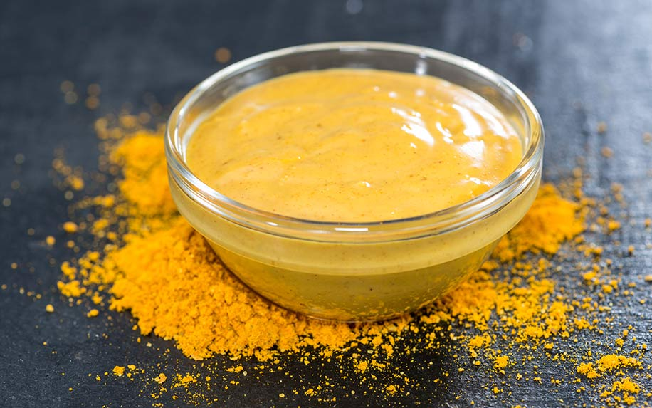 Recipe to make curry sauce infused with weed.
