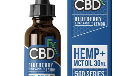 CBD FX CBD Oil