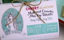Treat Yourself – Cherry Almond Tart