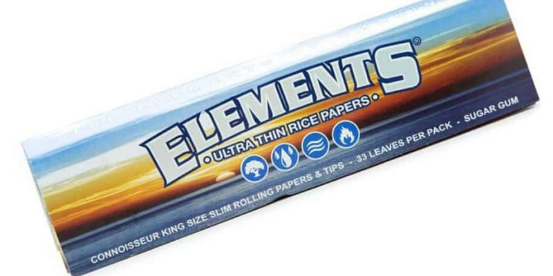 Elements Rolling Papers, King-Size